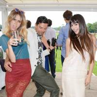 Dominic Cooper, Zara Martin & Sunday Girl