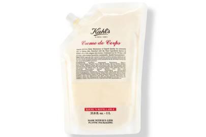 Super-sized body cream