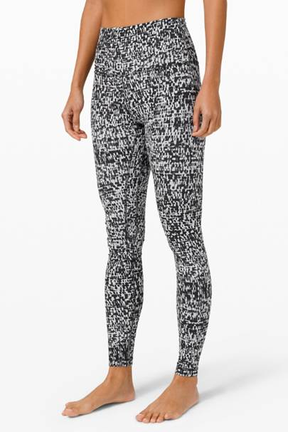 Best workout clothes: the Lululemon leggings