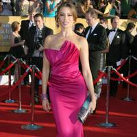 Sofia Vergara at the SAGs 2012
