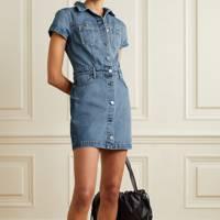 Best Denim Dresses - Weekend Wear