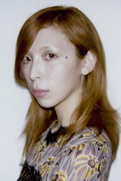 Anna Sui, New York Fashion Week