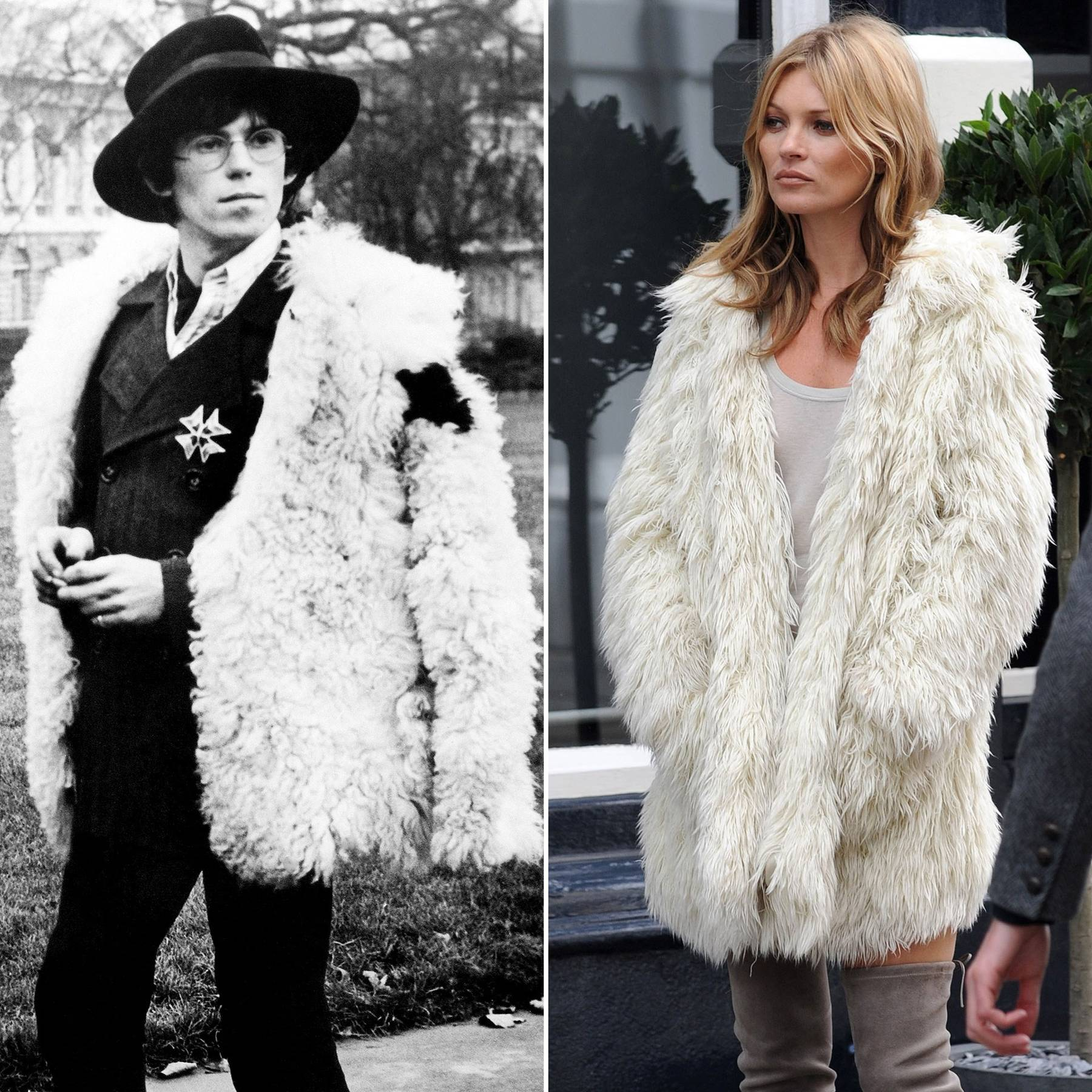picture Who wore it best Kate Moss Vs. Courteney Cox