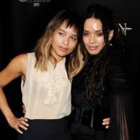 Zoe Kravitz & Lisa Bonet