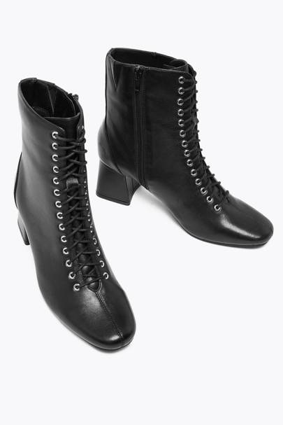 M&S Boot Sale: The Lace Up Boots