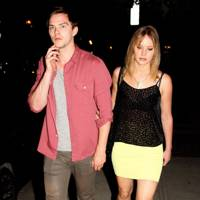 July: Jennifer Lawrence & Nicholas Hoult