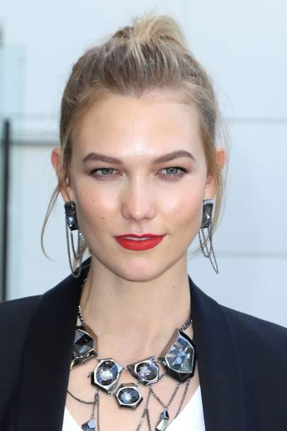 Big earrings; Celebrities wearing the chandelier style | Glamour UK