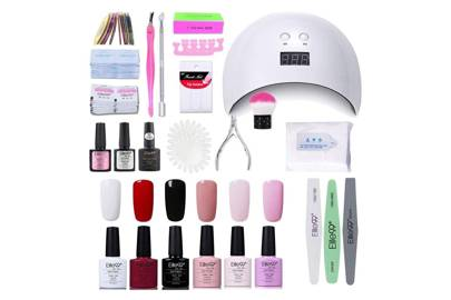 Best at-home gel nail kit for ease