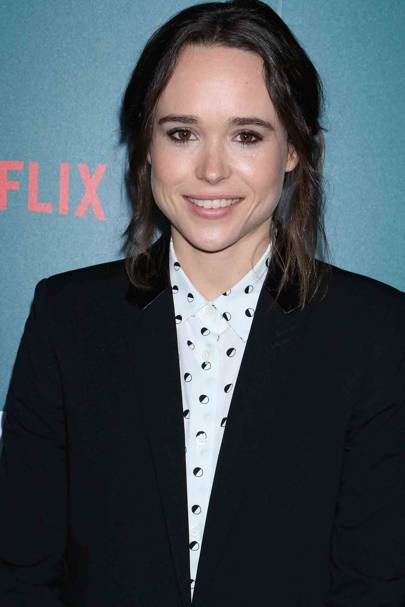 "Ellen Page - ""I am tired of hiding and I am tired of lying by omission"""