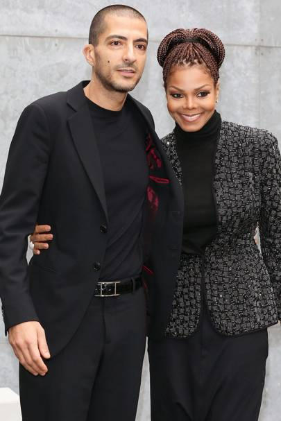 April: Janet Jackson and Wissam Al Mana