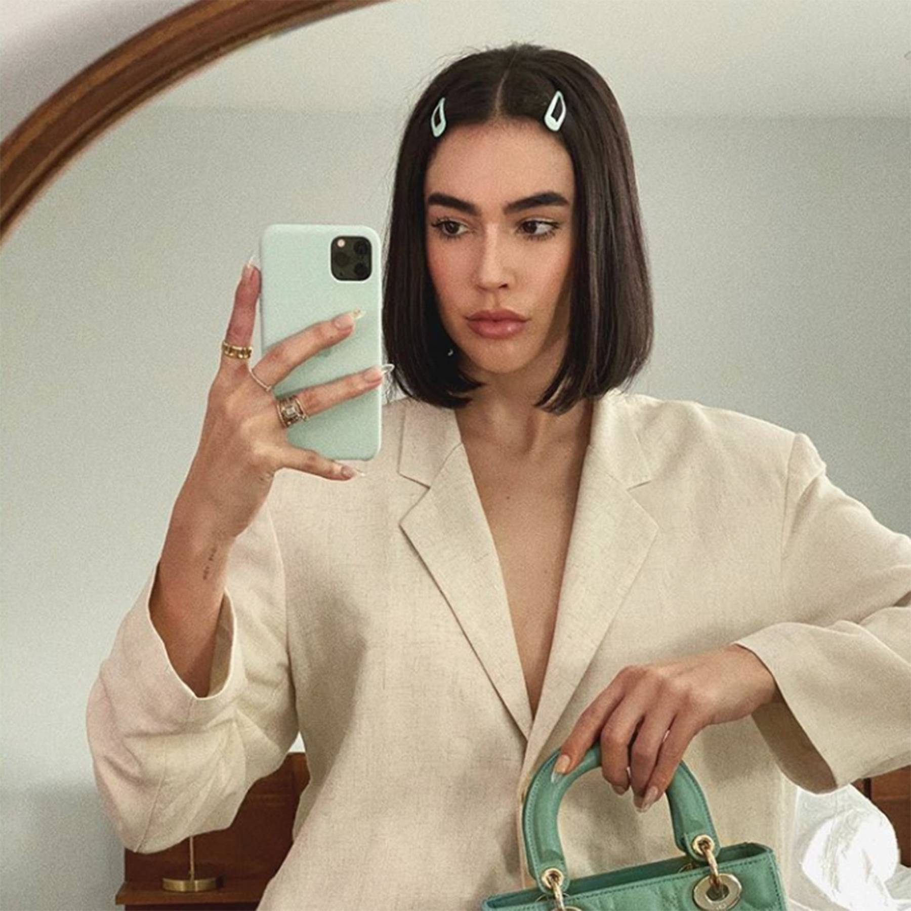 Hair Clip Fashion Trend The Hottest Accessory This Year Glamour Uk