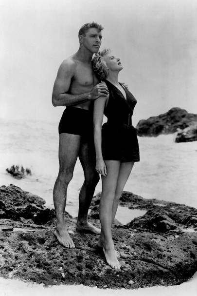 Deborah Kerr in From Here Until Eternity