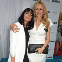 Claudia Winkleman and Tess Daly