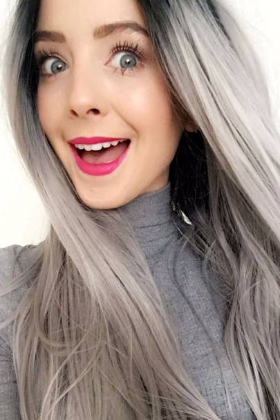 Grey hair picture 81
