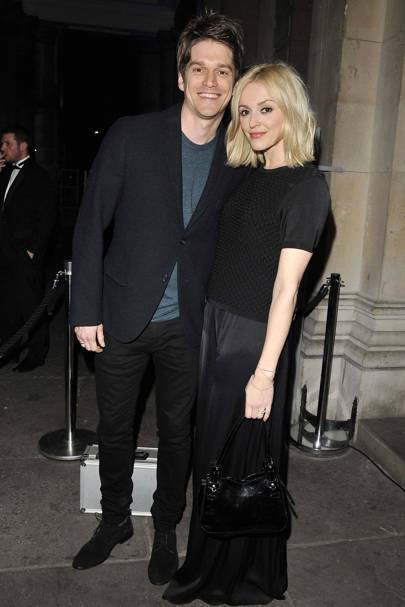 Jesse Wood & Fearne Cotton