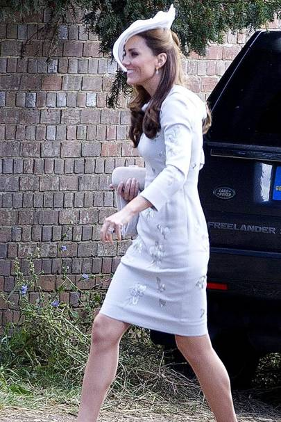 Kate Middleton, 2012