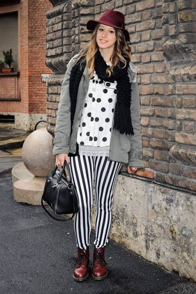 Caterina Salvietti, Blogger, Milan