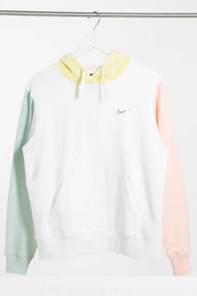 The Nike hoodie