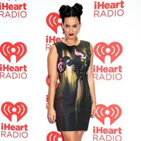 Katy Perry at the iHeartRadio Music Festival