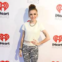 Cher Lloyd at the iHeartRadio Music Festival