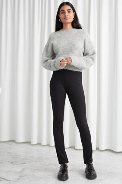 Best black leggings for wearing to the office