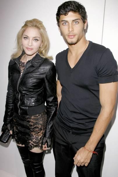 2. Madonna and Jesus Luz