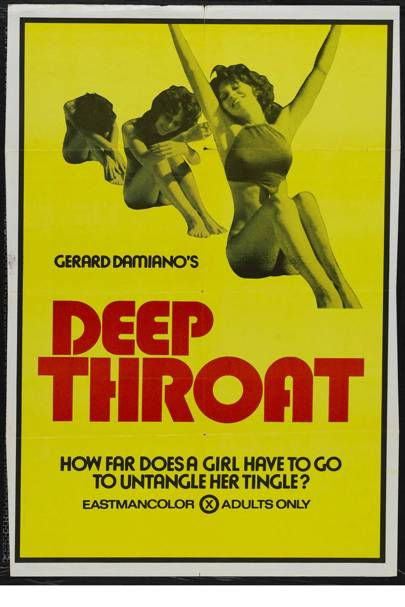 Deep Throat - The Movie