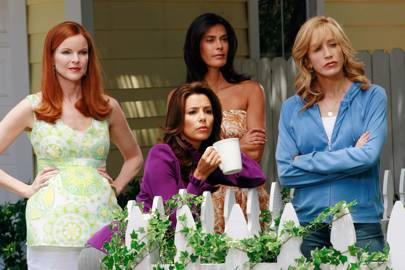 29. Desperate Housewives