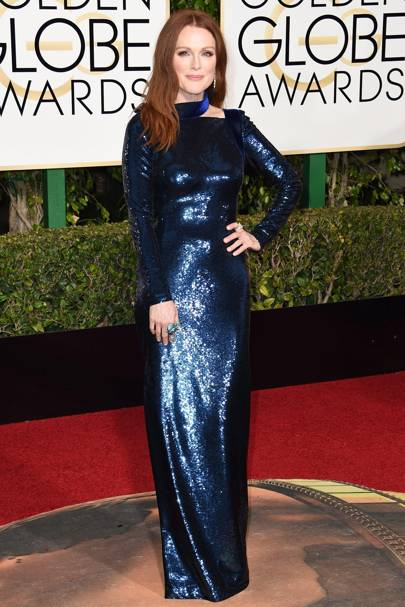 Julianne Moore wearing Tom Ford