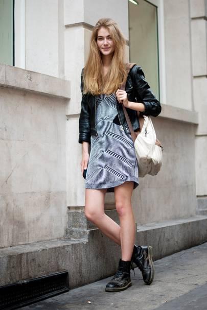 Eve Delf, Model