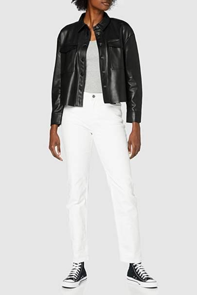 Amazon Fashion Picks: the leather jacket