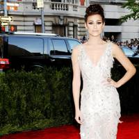 Emmy Rossum at the Met Gala