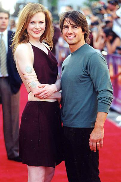Tom Cruise and Nicole Kidman