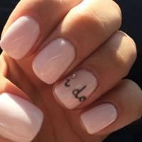 'I Do' Nails
