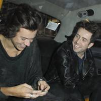 Harry Styles & Nick Grimshaw