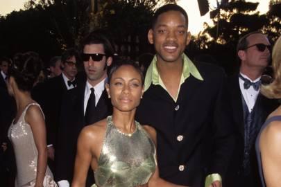 Jada Pinkett Smith and Will Smith, 1997