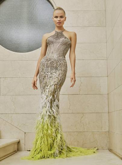 Option 2: Versace Couture spring summer 2017