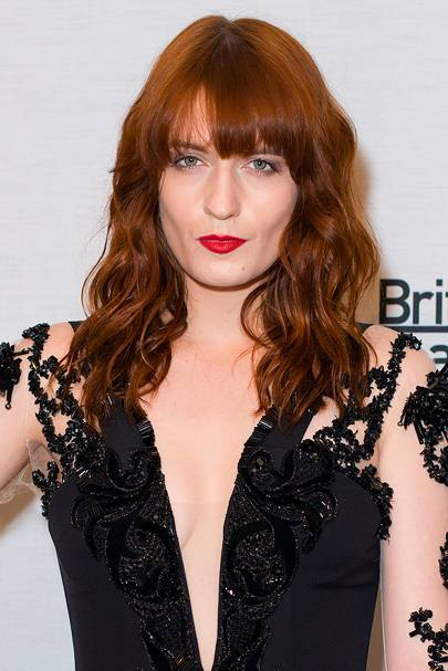 17. Florence Welch