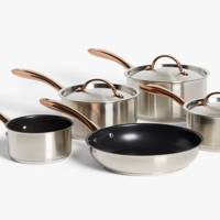 Best cookware sets: the five piece set