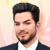 Adam Lambert calls BS on toxic masculinity and discusses why beauty & gender is only skin deep