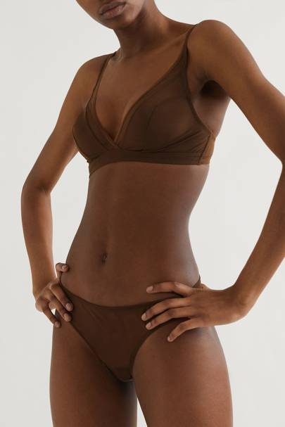 Best Bridal Lingerie Sets - Nubian Skin