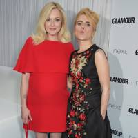 Fearne Cotton and Paloma Faith