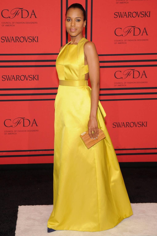 f1ac765c2300d Kerry Washington's Fashion & Style Dresses - Celeb Fashion | Glamour UK