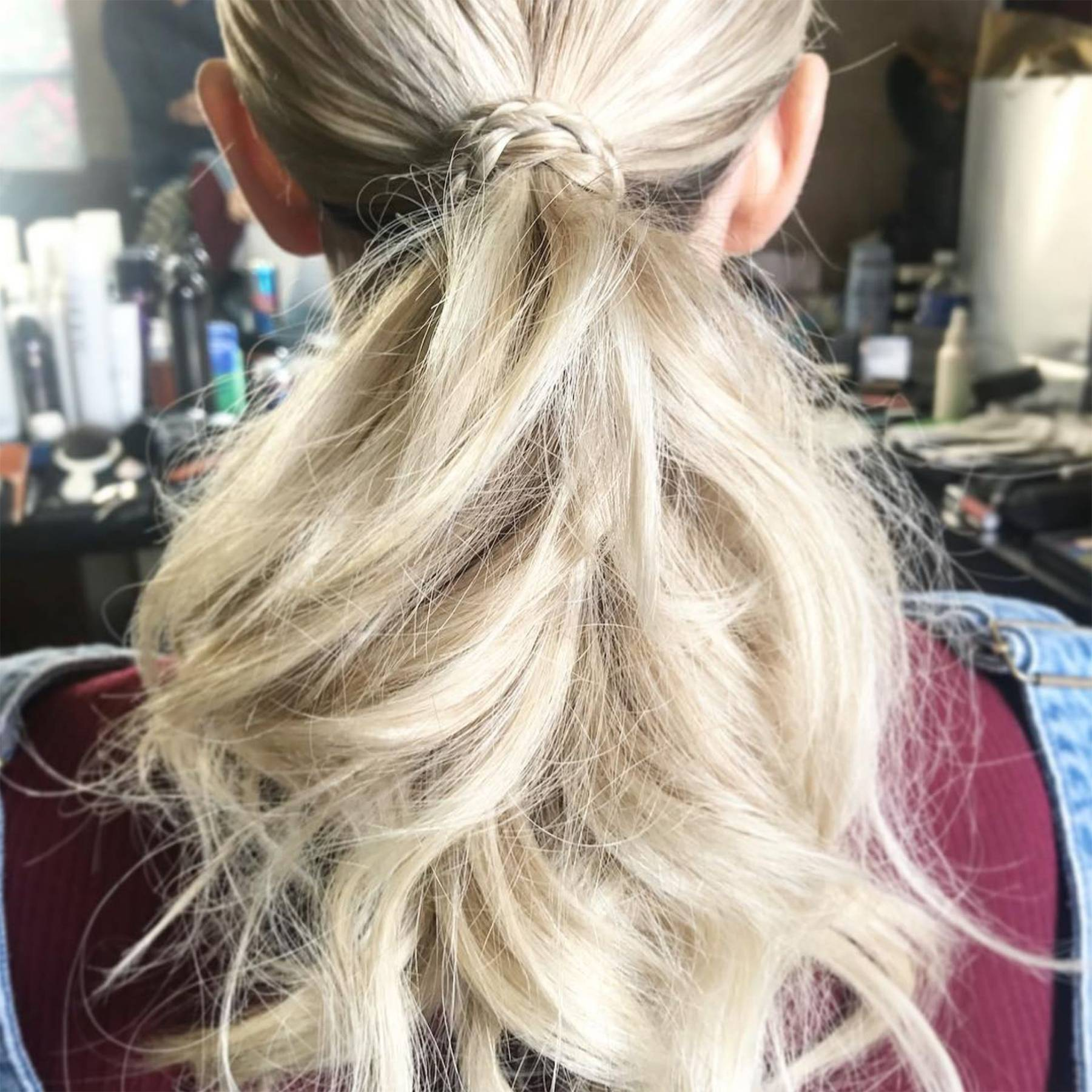 Ponytail Hairstyles 2018: Hair Up Ideas | Glamour UK