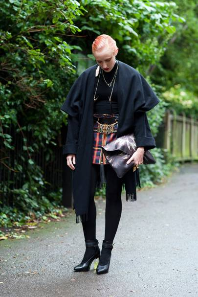 Georgie Bee, Shoe designer for Miista.com