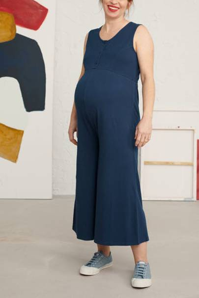 Best Maternity Overalls - Organic Cotton