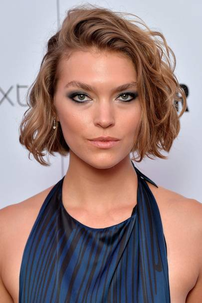 Arizona Muse's bronde bob