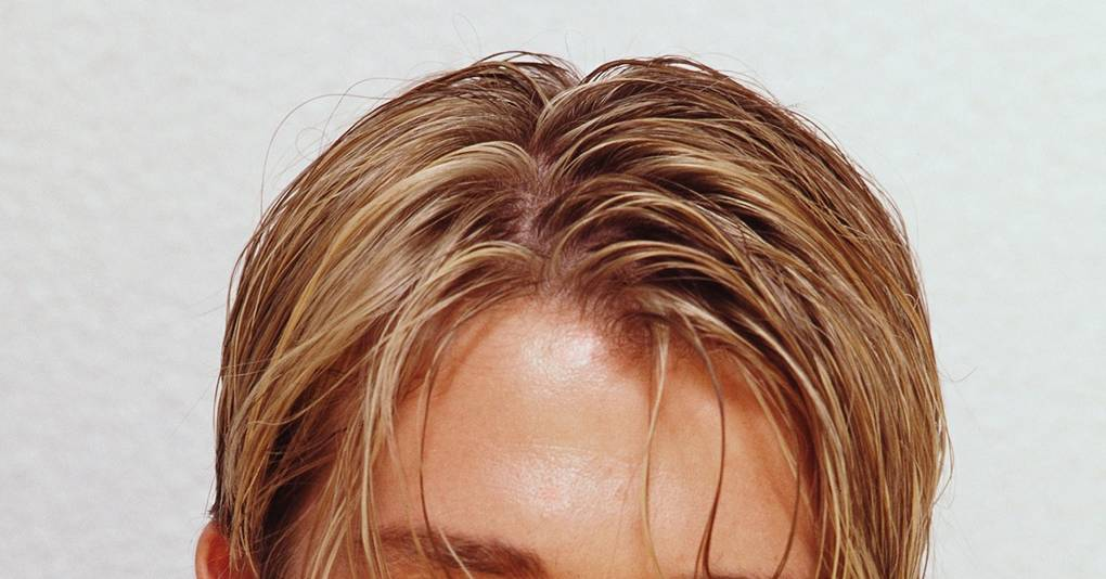 Men\'s hair trend 90s - hair curtains | Glamour UK