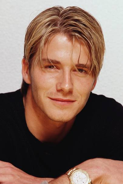 Men S Hair Trend 90s Hair Curtains Glamour Uk