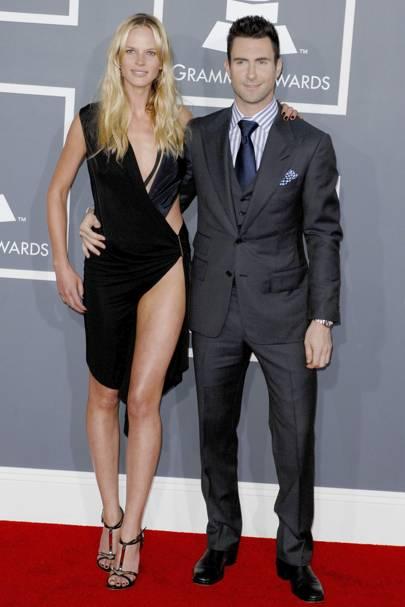 Adam Levine & Anne Vyalitsyna